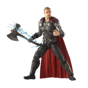 [Avengers: Marvel Legends Action Figure: Thor (Product Image)]