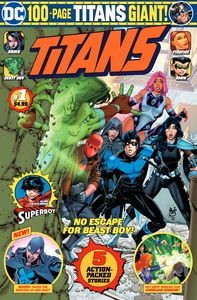 [Titans: Giant #1 (Product Image)]