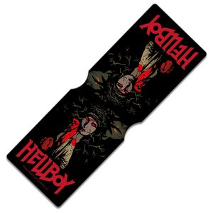 [Hellboy: Travel Pass Holder: The Blood Queen By Mike Mignola (Product Image)]