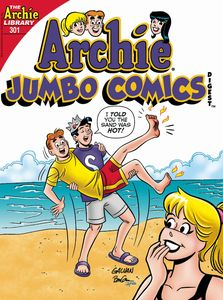 [Archie: Jumbo Comics Digest #301 (Product Image)]