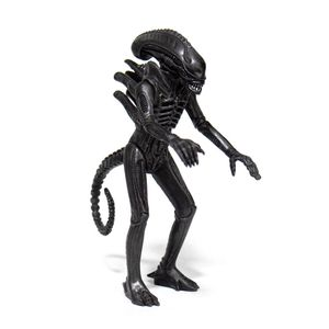 [Aliens: ReAction Figure: Wave 1: Alien Warrior Midnight Black (Product Image)]