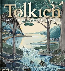 [Tolkien: Maker Of Middle-Earth (Hardcover) (Product Image)]