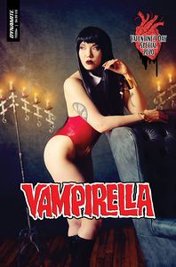 [Vampirella: Valentines Special (One Shot) (Cover C Cosplay) (Product Image)]