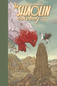 [Shaolin Cowboy: Start Trek (Hardcover) (Product Image)]