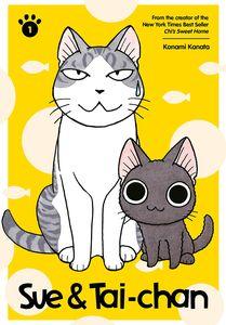 [Sue & Tai Chan: Volume 1 (Product Image)]
