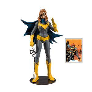 [DC Multiverse: Ultra Action Figure: Batgirl (Product Image)]