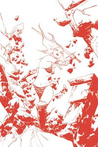 [Red Sonja #17 (Lee Tint Virgin Variant) (Product Image)]