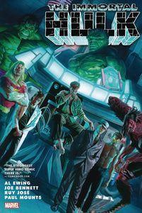 [Immortal Hulk: Volume 3 (Hardcover) (Product Image)]