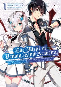 [Misfit Of Demon King Academy: Volume 1 (Product Image)]