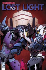 [Transformers: Lost Light #20 (Cover A Lawrence) (Product Image)]