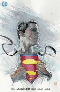 [Action Comics #1001 (Mack Variant Edition) (Product Image)]