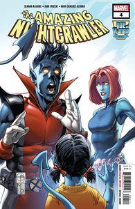 [Age Of X-Man: Amazing Nightcrawler #4 (Product Image)]