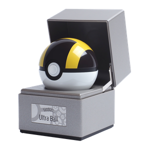 [Pokémon: Electronic Die-Cast Ultra Ball Replica (Product Image)]