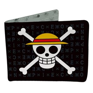 [One Piece: Wallet: Skull Luffy (Product Image)]