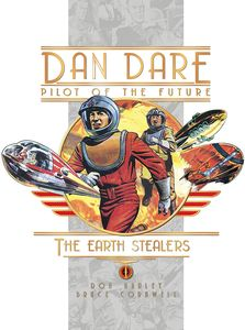 [Dan Dare: The Earth Stealers (Hardcover) (Product Image)]