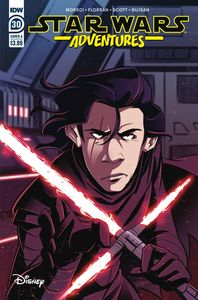 [Star Wars Adventures #30 (Cover A Florean) (Product Image)]