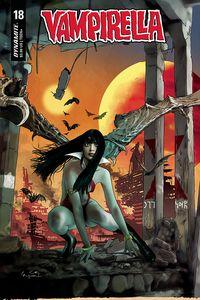 [Vampirella #18 (Cover D Gunduz) (Product Image)]