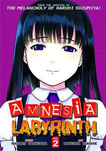 [Amnesia Labyrinth: Volume 2 (Product Image)]
