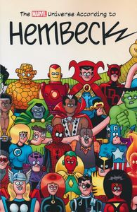 [The Marvel Universe According To Hembeck (Product Image)]