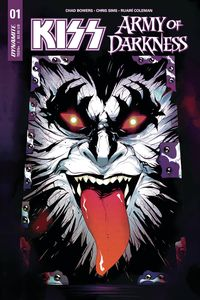 [Kiss/Army Of Darkness #1 (Cover B Montes) (Product Image)]