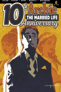 [Archie: Married Life: 10 Years Later #6 (Cover B Nord) (Product Image)]