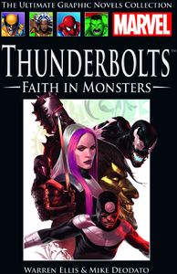 [Marvel: Graphic Novel Collection: Volume 59: Thunderbolts: Faith in Monsters (Product Image)]