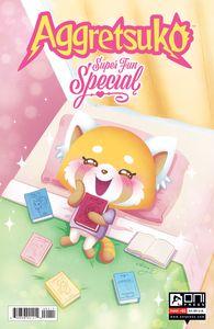 [Aggretsuko: Super Fun Special Cover A Starling (Product Image)]