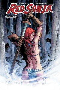 [Red Sonja #3 (Cover E Rubi Exclusive Subscription Variant) (Product Image)]