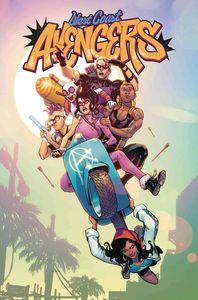 [West Coast Avengers #1 (Product Image)]