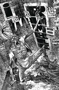 [Rumble #13 (Cover A Black & White Rubin) (Product Image)]
