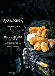 [Assassin's Creed: The Culinary Codex (Hardcover) (Product Image)]