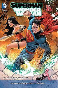 [Superman/Wonder Woman: Volume 2: War & Peace (Hardcover) (Product Image)]