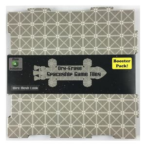 [Dry Erase: Dungeon Tiles Square Booster Pack: Wire Mesh (Product Image)]