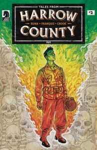 [Tales From Harrow County: Deaths Choir #2 (Cover A Franqu) (Product Image)]