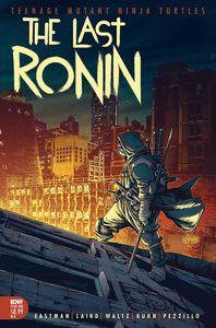 [Teenage Mutant Ninja Turtles: The Last Ronin #1 (Santolouco Variant) (Product Image)]