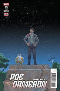 [Star Wars: Poe Dameron #25 (Product Image)]