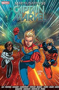 [Marvel Platinum: The Definitive Captain Marvel (Product Image)]