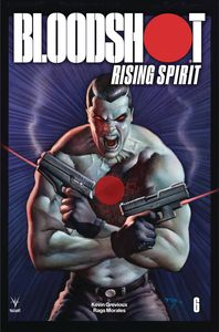[Bloodshot: Rising Spirit #6 (Cover B Texeira (New Arc)) (Product Image)]