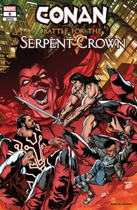 [Conan: Battle For The Serpent Crown #5 (Mckone Variant) (Product Image)]