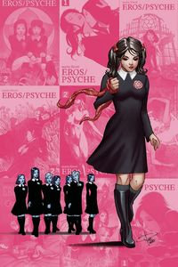 [Eros/Psyche #5 (Cover G S Rich Virgin Variant) (Product Image)]