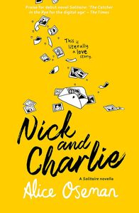 [Nick & Charlie: A Solitaire Novella (Product Image)]