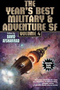 [Year's Best Military & Adventure SF: Volume 4 (Product Image)]