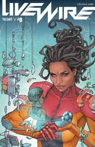 [Livewire #8 (Cover A Rocafort) (Product Image)]