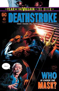 [Deathstroke #45 (YOTV The Offer) (Product Image)]