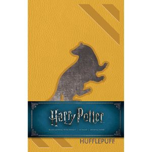 [Harry Potter: Ruled Journal: Hufflepuff (Hardcover) (Product Image)]