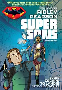 [Super Sons: Book 3: Escape To Landis (Signed Mini Print Edition) (Product Image)]
