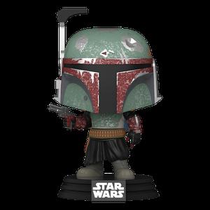 [Star Wars: The Mandalorian: Pop! Vinyl Figure: Boba Fett (Product Image)]