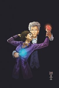[Doctor Who: Missy #4 (Shedd Variant) (Product Image)]
