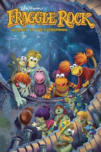 [Jim Henson's Fraggle Rock: Journey To The Everspring (Product Image)]