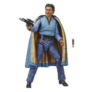 [Star Wars: The Empire Strikes Back (40th Anniversary): Black Series Action Figure: Lando Calrissian (Product Image)]